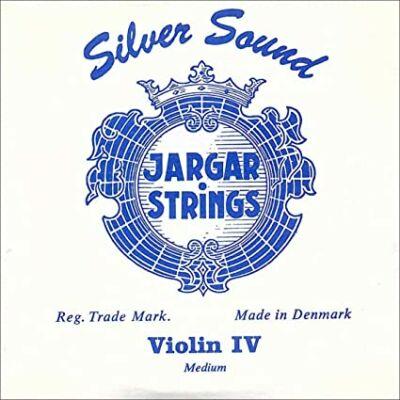 Hegedűhúr Jargar G ezüst
