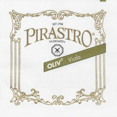 Brácsahúr Pirastro Oliv D 14 1/2 (bél, ezüst)