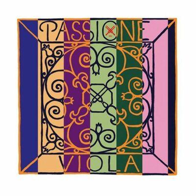 Brácsahúr Pirastro Passione A (acél,krómbevonat)