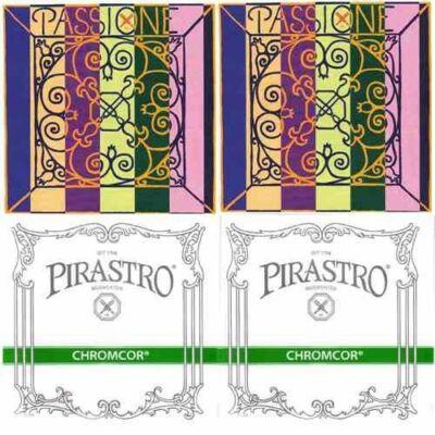 Csellóhúr Pirastro Student készlet (Passione A,D+Chromcor G,C )