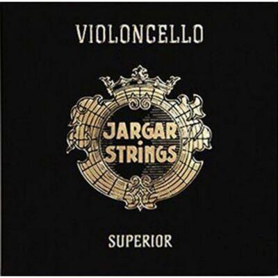 Csellóhúr Jargar D flexi-metal dolce Superior