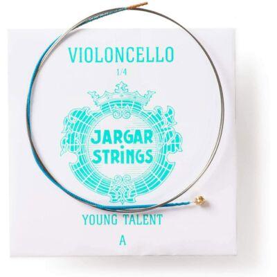 Csellóhúr Jargar Young Talent A 1/2
