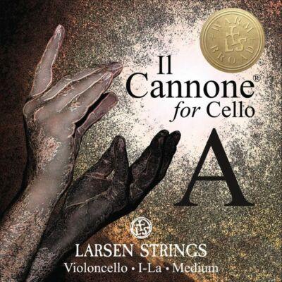 Csellóhúr Larsen Il Cannone A (warm+broad)