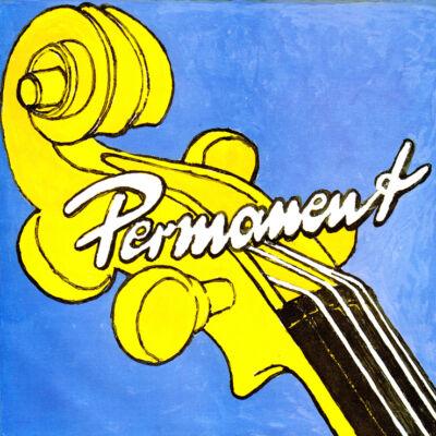 Bőgőhúr Pirastro Permanent készlet, zenekari