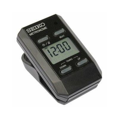 Seiko DM-50 metronóm, digitális, csiptethető