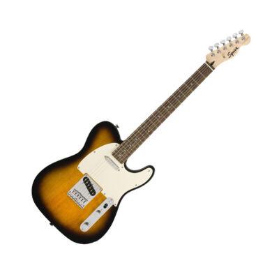 Fender SQ Bullet Telecaster LRL elektromos gitár, Brown Burst