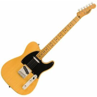 Fender SQ Classic Vibe 50s Telecaster MN elektromos gitár, Butterscotch Blonde