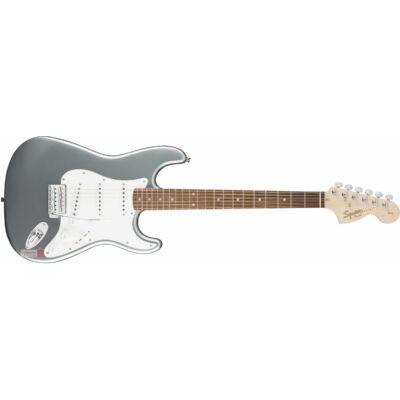 Fender SQ Affinity Stratocaster HSS LRL elektromos gitár, Slick Silver