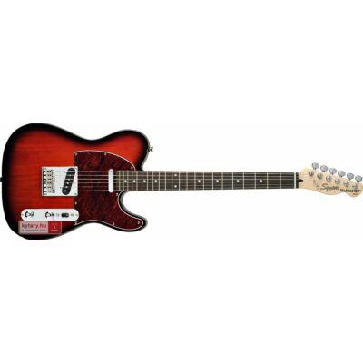 Fender SQ Std. Telecaster LRL elektromos gitár, Antique Burst
