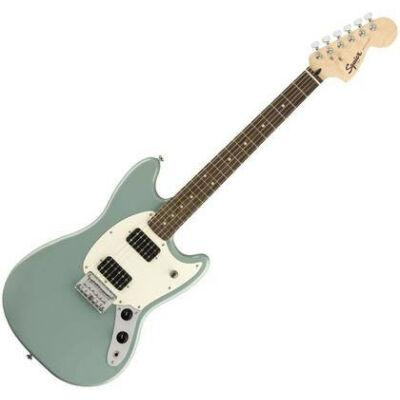 Fender SQ Bullet Mustang LRL elektromos gitár, Sonic Gray