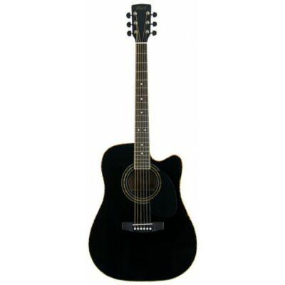 Cort AD880CE-BK elektroakusztikus western gitár, fémhúros