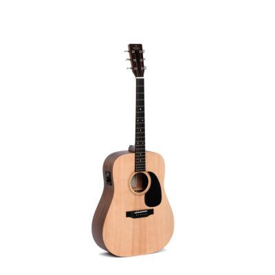 Sigma DME Plus akusztikus western gitár elektronikával