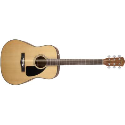 Fender CD-60 V3 - akusztikus western gitár, fémhúros, natúr