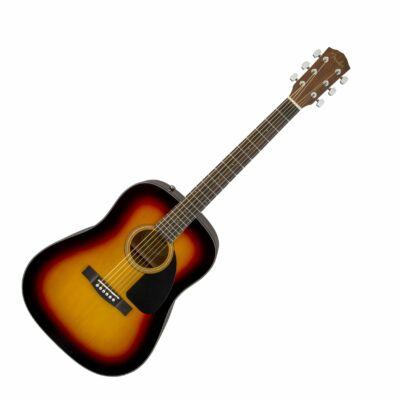 Fender CD-60 V3 - western gitár, sunburst