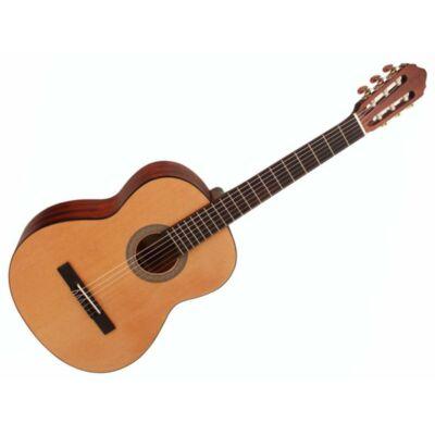 Cort AC-100DX-OP klasszikus gitár delux, matt natúr