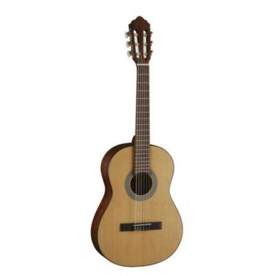 Cort AC-70-OP klasszikus gitár, matt natúr 3/4