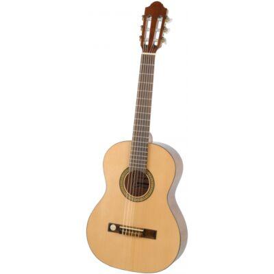 Miguel Almeria 7/8-os klasszikus gitár, natúr