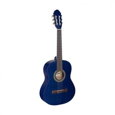 VGS Basic klasszikus gitár, kék