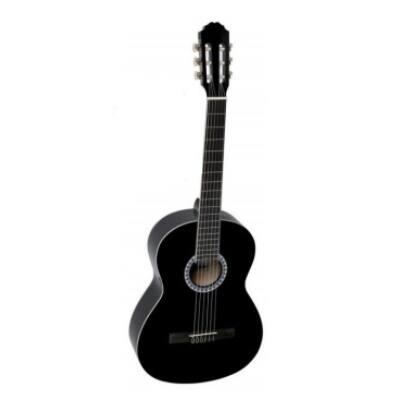 VGS Basic 3/4-klasszikus gitár, fekete
