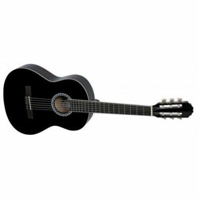 VGS Basic Plus klasszikus gitár, fekete