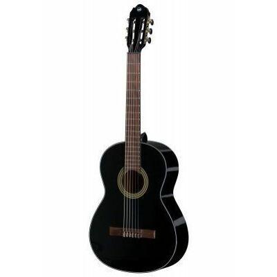 VGS Student Fekete VG klasszikus gitár, nylonhúros, fekete