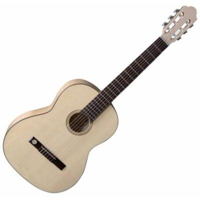 VGS Pro Natura klasszikus gitár, nylonhúros, luc-juhar,natúr