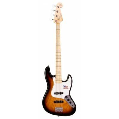 SX SJB75-3TS négyhúros basszusgitár