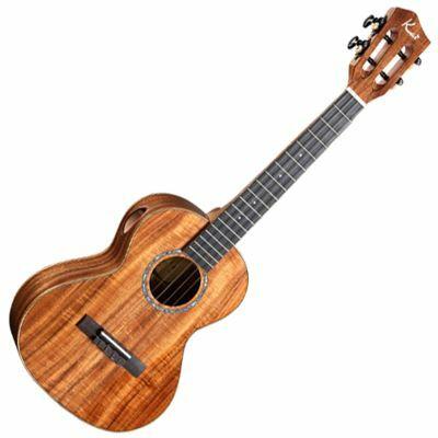 Kai KSI-10 - szoprán ukulele, natúr, mahagóni test