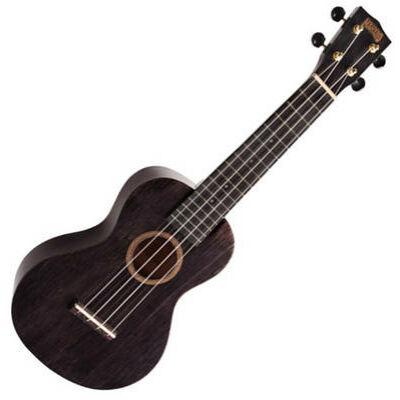 Mahalo koncert ukulele, fekete