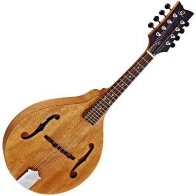 Ortega mandolin, A-style, matt mahagóni