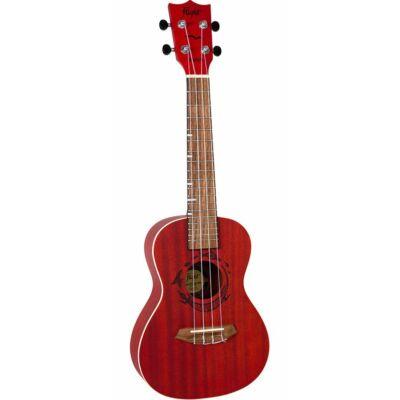Flight koncert ukulele Coral - okume fa, Aquila húrral