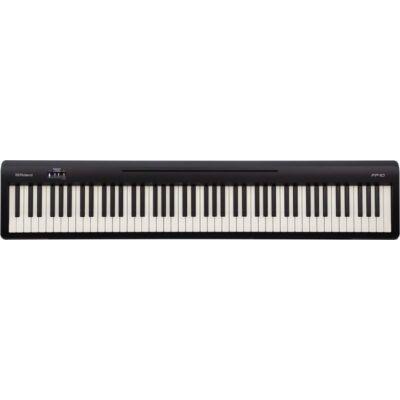 Roland FP-10-BK - digitális zongora, fekete