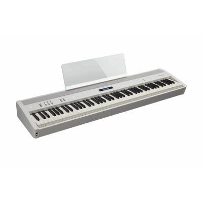 Roland FP-60X-WH digitális zongora klaviatúra