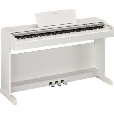 Yamaha YDP-144 Arius - digitális zongora, fehér