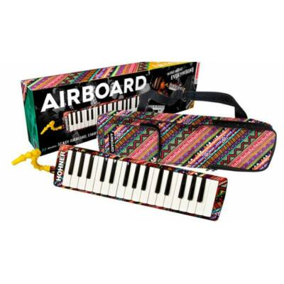 Hohner C94452 Airboard -  melodika, 37 billentyűs, színes