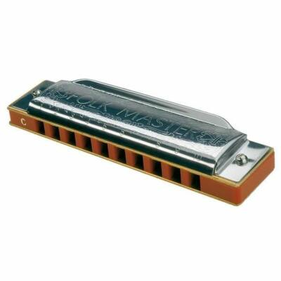 Suzuki Folkmaster HS-1072-C - szájharmonika