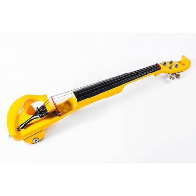 Sosomusic - elektromos hegedű, sárga
