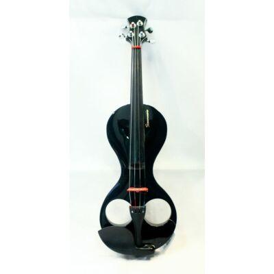 Sosomusic - elektromos hegedű, fekete