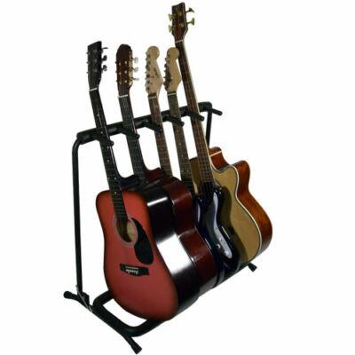 Bespeco ötös gitárállvány