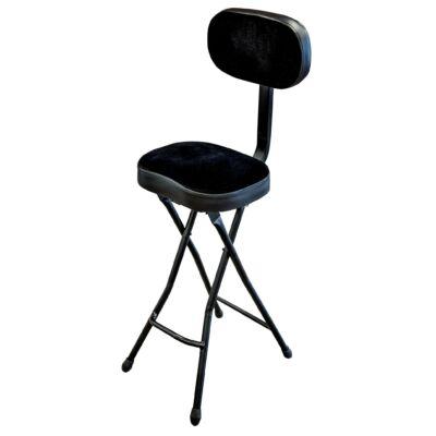 Gewa  szintetizátor szék, támlás zongoraszék