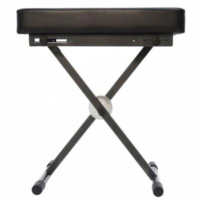 Proel szintetizátor szék, zongoraszék, fokozatmentesen állítható