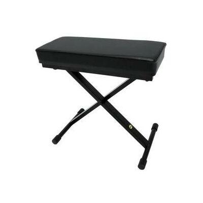 Gewa szintetizátor szék, zongoraszék, vastag párna, hárfához is