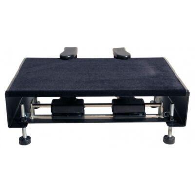 HM AP22 - zongora pedál emelő, matt fekete