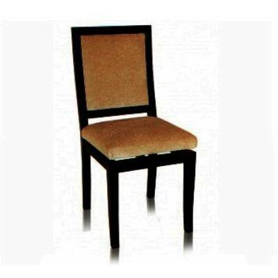 Discacciatti Beethoven szék, barna, bársony ülés