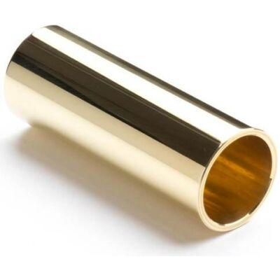 Dunlop 222 - slide gyűrű, réz, közepes, közép vastag