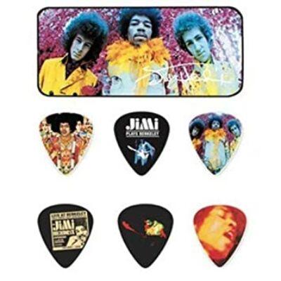 Gitár pengető szett - Dunlop - Jimi Hendrix