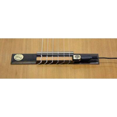 Fire&Stone CG-1 akusztikus piezo hangszedő, klasszikus gitár húrlábra