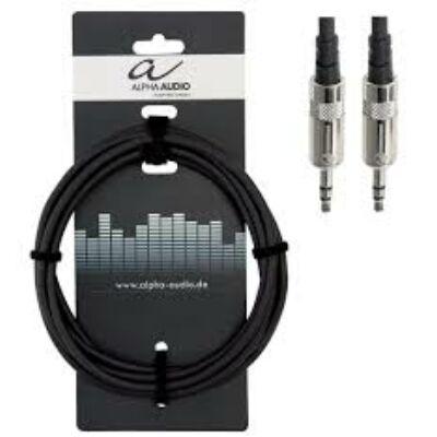 Alpha Audio 3,5 jack/3,5 jack kábel 1,5 m