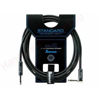 Ibanez SI10L hangszer kábel, 3 m, pipa+egyenes