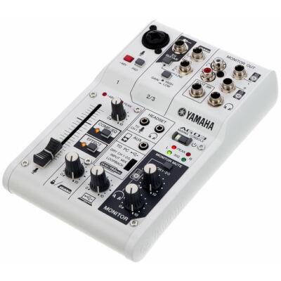 Yamaha AG03 - keverő, audio interface